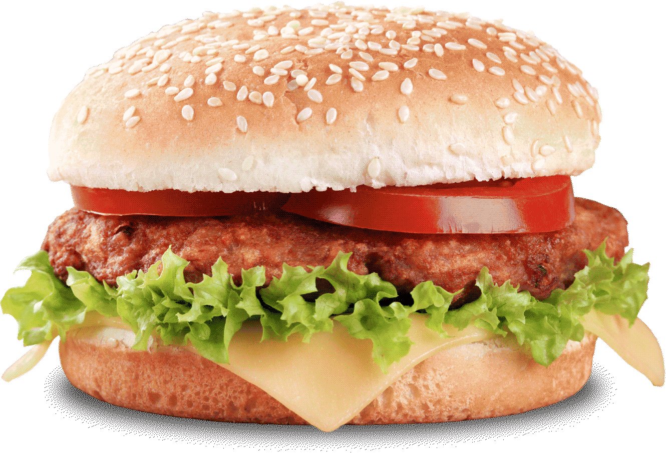 And sandwich png images. Hamburger clipart chicken burger