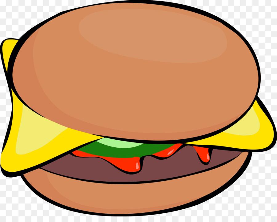 Burger cartoon hamburger food. Cheeseburger clipart buger