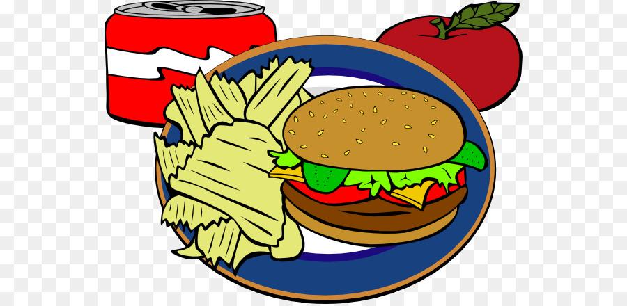 Chips clipart hamburger. Fish and hot dog