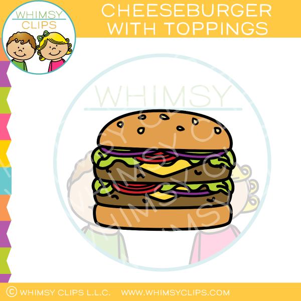 Clip art images illustrations. Cheeseburger clipart cheesburger