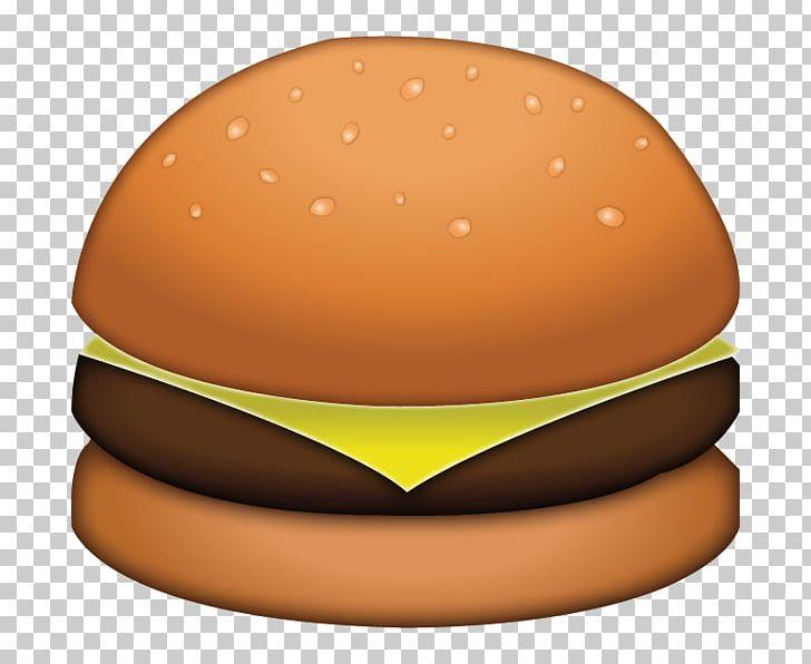 Hamburger fast food emoji. Cheeseburger clipart cheesburger