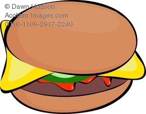 Cheeseburger clipart cheese burger. A tasty with ketchup