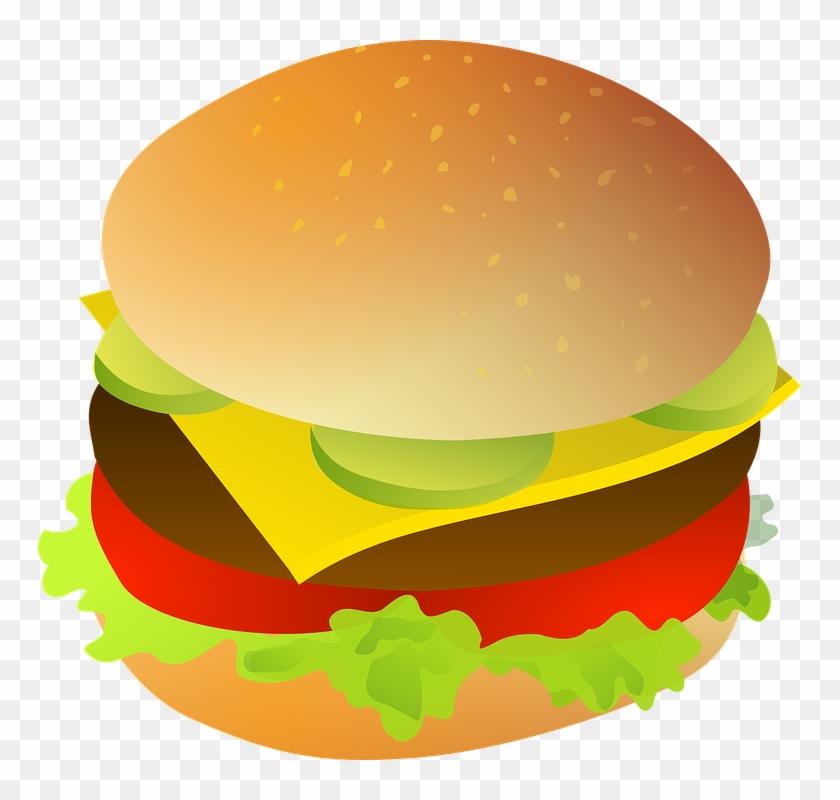 Cheeseburger clipart cheese burger. Meat bun food meal