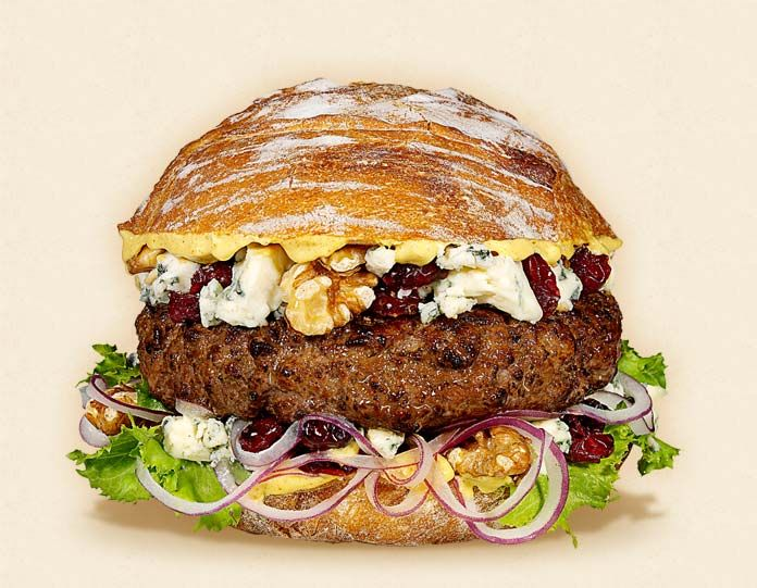 Cheeseburger clipart cheese roll.  best hamburger recipes
