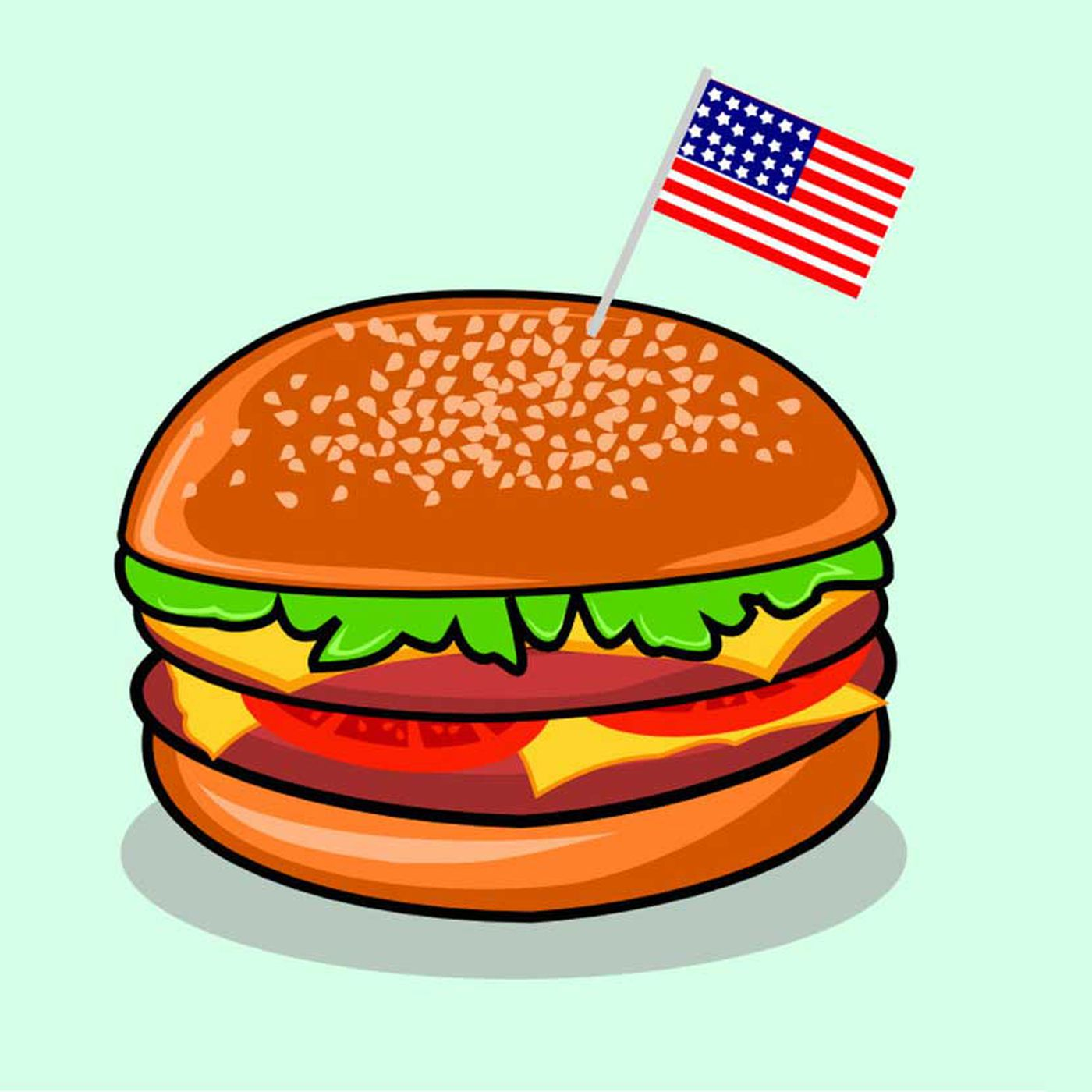 The average price of. Cheeseburger clipart double cheeseburger