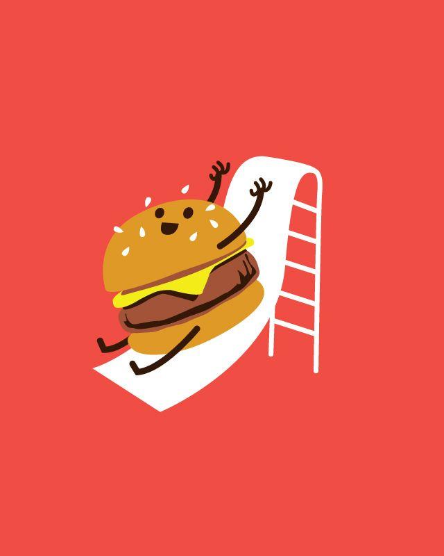 Slider it s a. Cheeseburger clipart mini burger