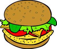 Free. Cheeseburger clipart mini burger