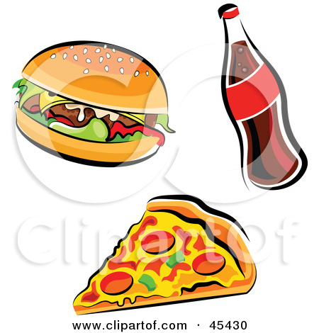 collection of and. Burger clipart pizza burger