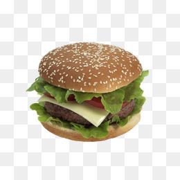 Burger png images vectors. Cheeseburger clipart steak sandwich