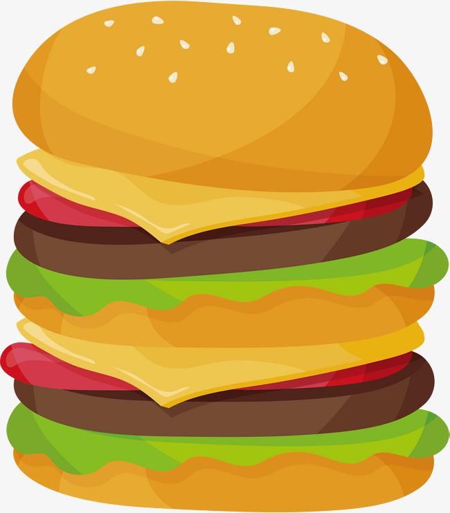 Cheeseburger clipart vector. Super jumbo burger png