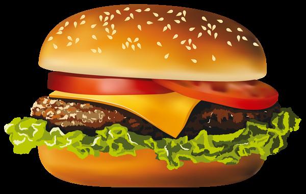 Cheeseburger clipart vector. Hamburger png pinterest
