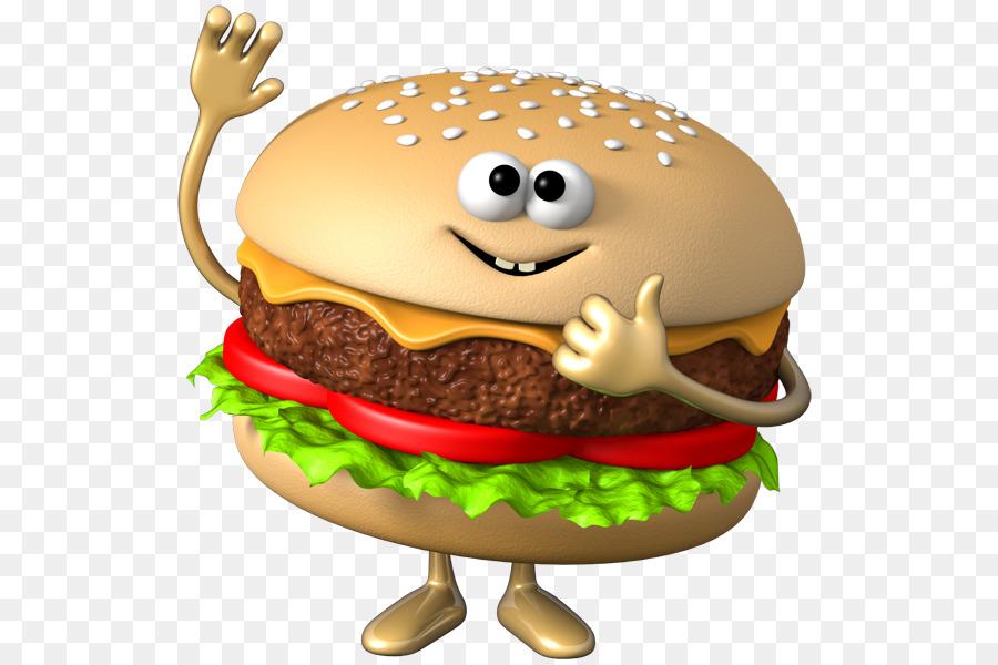Hamburger veggie fast food. Cheeseburger clipart vegetable burger