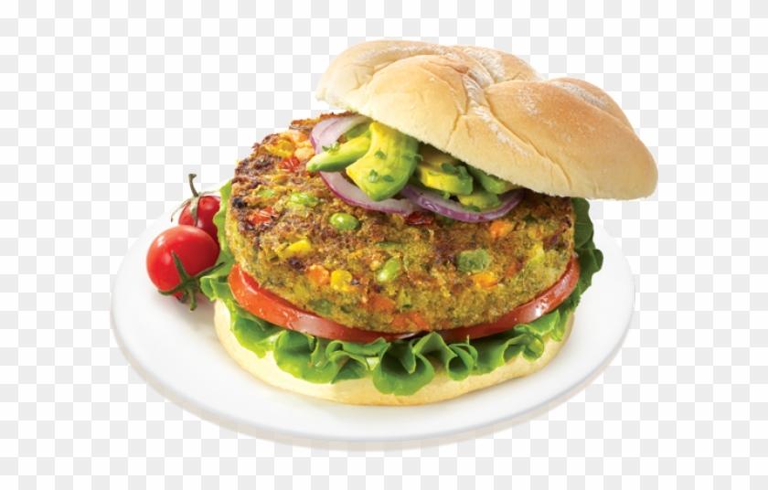 Cheeseburger clipart vegetable burger. Bbq veggie burgers dr