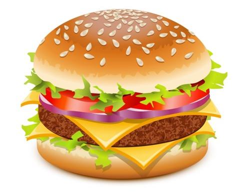 Free cliparts download clip. Cheeseburger clipart veggie burger