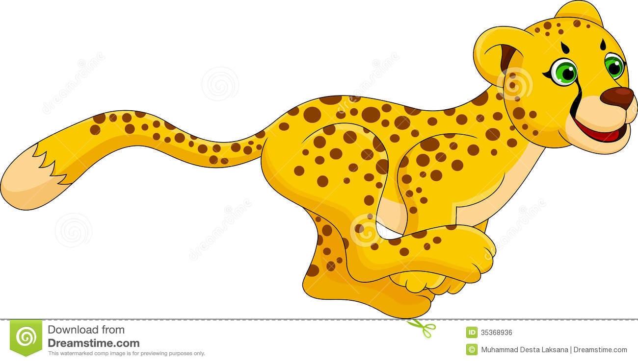 Unique collection digital d. Cheetah clipart