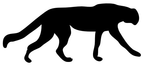 Cheetah clipart angry. Clip art billigakontaktlinser info