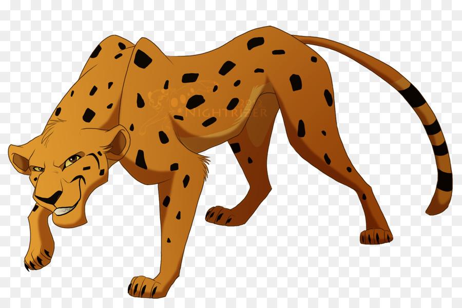 Nala simba lion felidae. Cheetah clipart angry