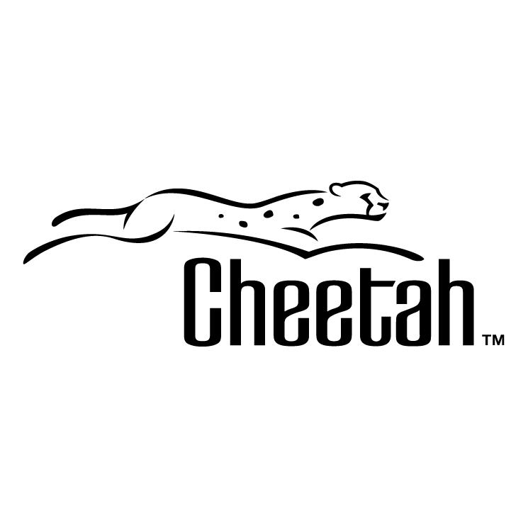 Cheetah clipart vector. Free clip art library