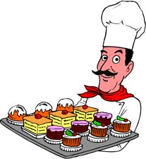 Chef clipart. Free graphics of chefs
