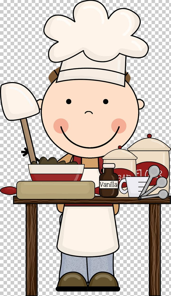 Cooking school png artwork. Chef clipart baking