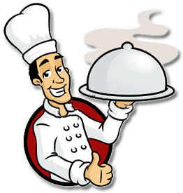 Png transparent images pluspng. Chef clipart caterer