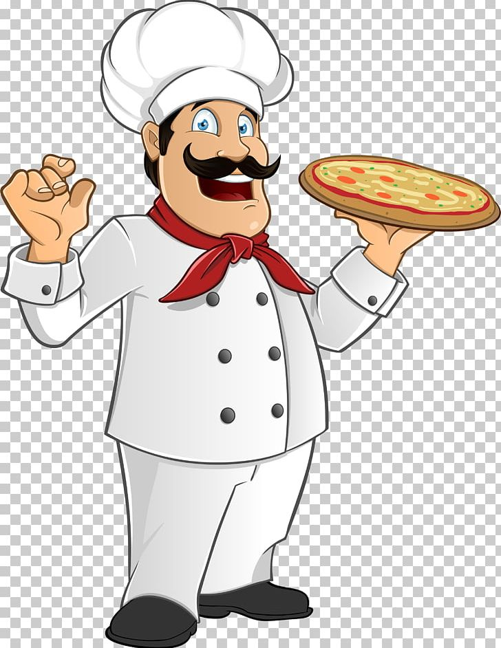 Pizza italian cuisine png. Cooking clipart mr chef