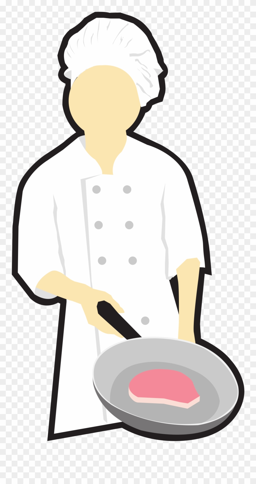 Cook clipart cheef. File chef cooking clip