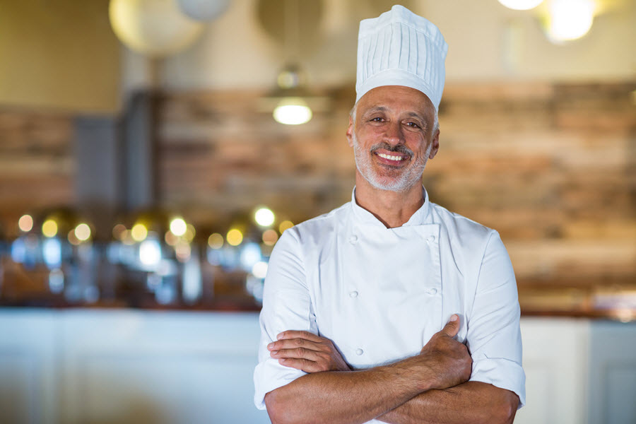 Chefs and head cooks. Chef clipart executive chef