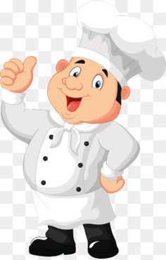 Chap u pintado m. Chef clipart executive chef