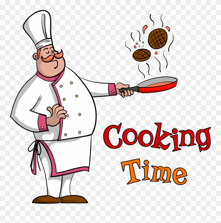 Picture library chef food. Cooking clipart cheif