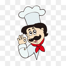 Png images vectors and. Chef clipart head chef