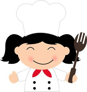 best lady s. Chef clipart head chef