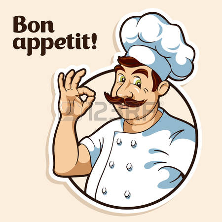 Chef clipart hotel chef. Chief pencil and in