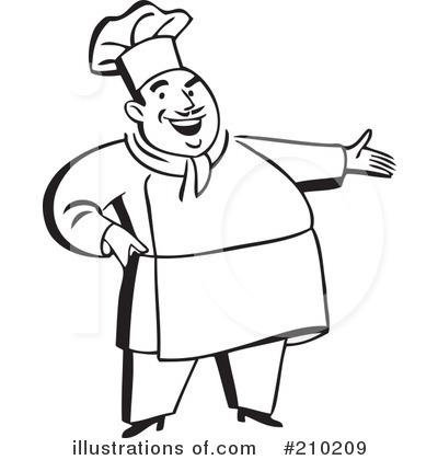 Chef clipart illustration. By bestvector royaltyfree rf
