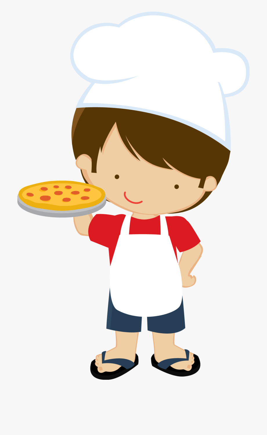 Kids clipart pizza. Maker by sean chef