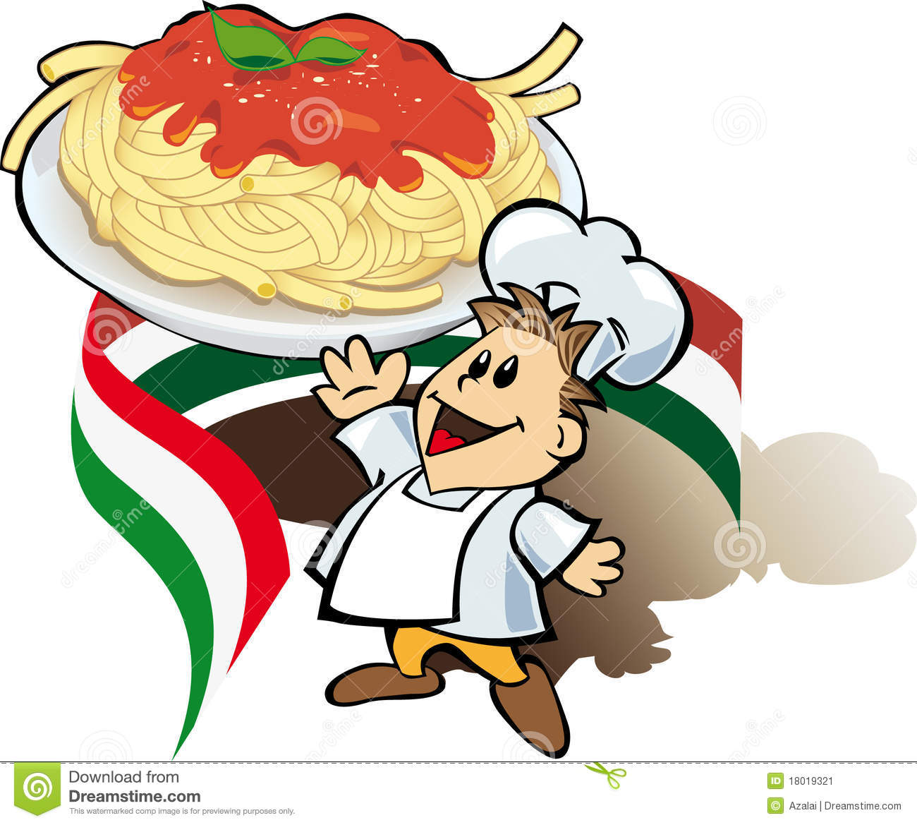 Chef free download best. Pasta clipart cooking italian
