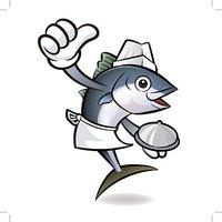Chef clipart top chef. The best tuna fish