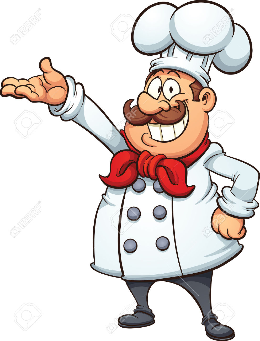 Station . Chef clipart top chef