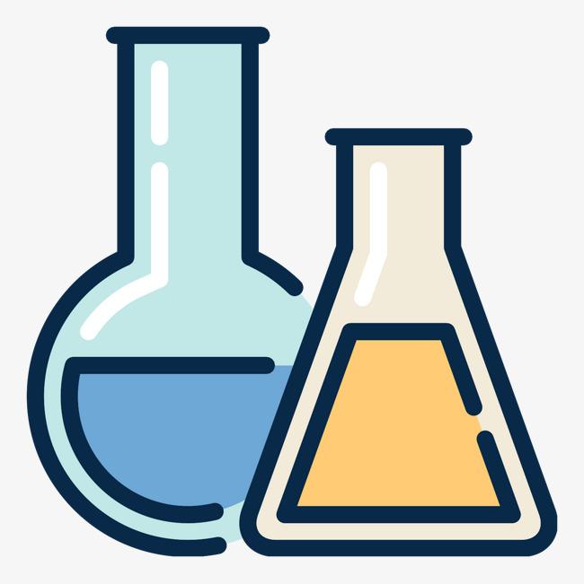 Reagent bottles chemistry articles. Chemical clipart bottle