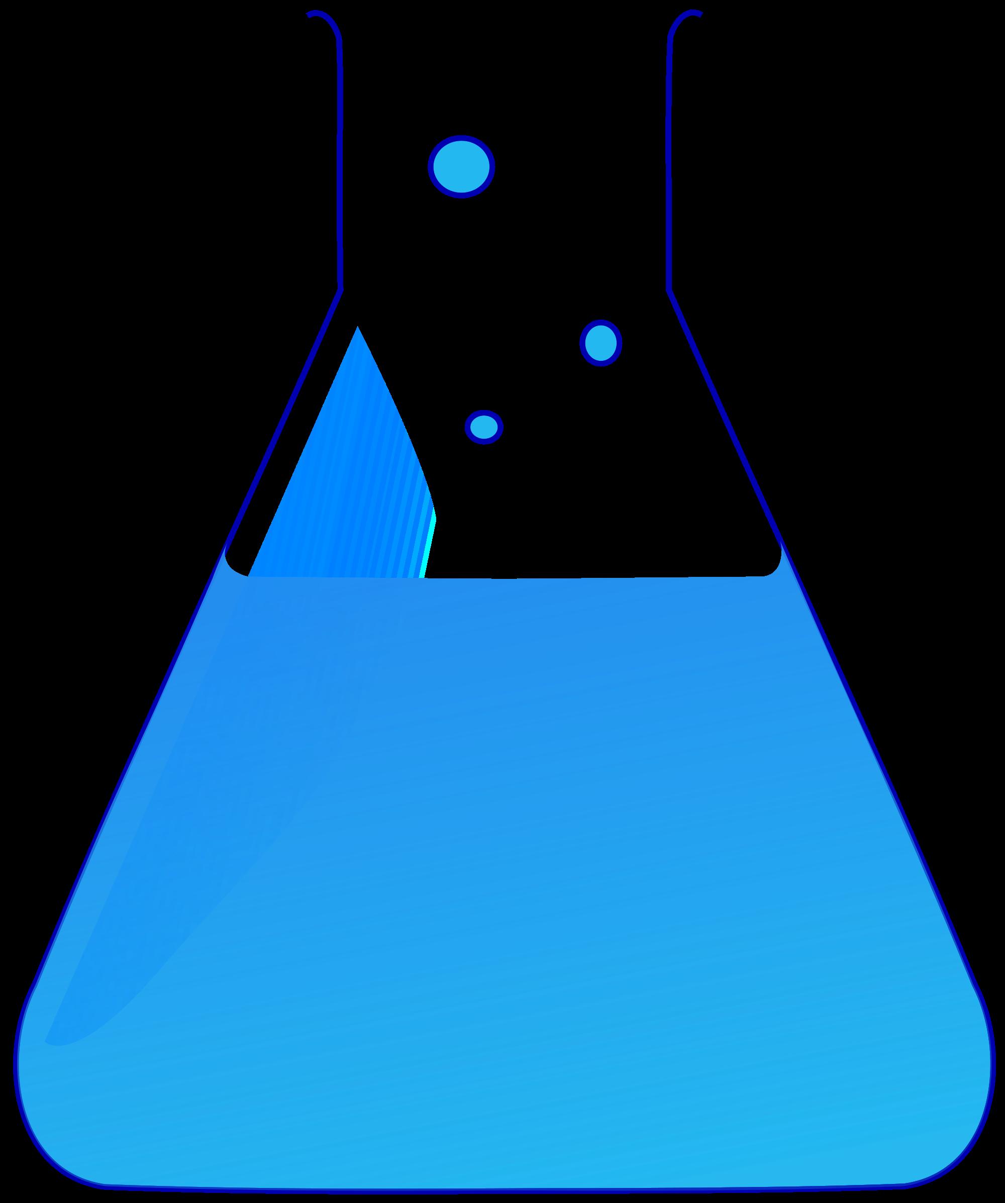 File chemistry flask matthew. Chemical clipart bottle