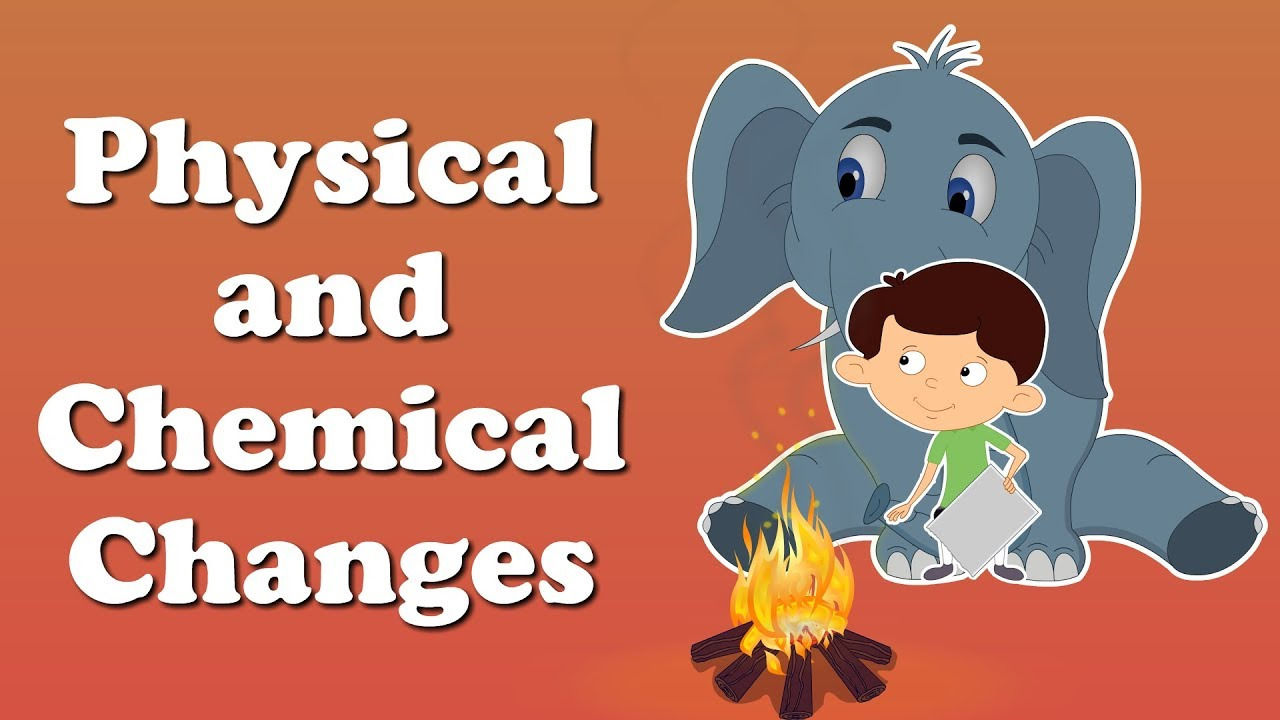Physical and changes for. Chemical clipart chemical change