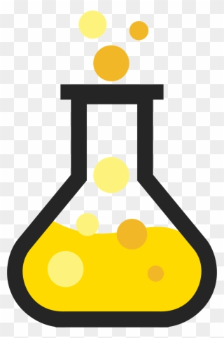 Free png flask clip. Chemical clipart chemistry beaker