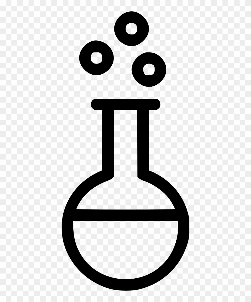 Conical flask lab laboratory. Experiment clipart chemistry experiment