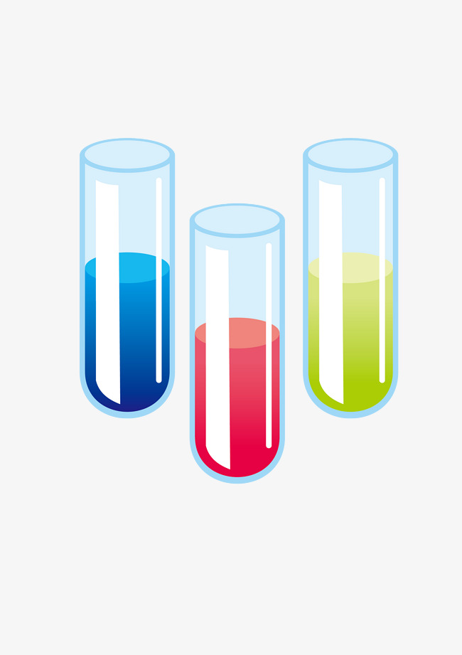 Do the test containers. Chemical clipart container