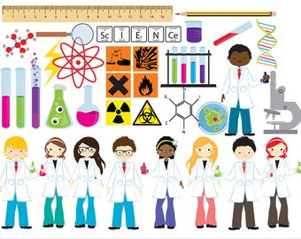 Chemistry art etsy . Chemical clipart cute