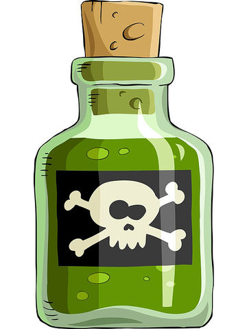 Chemical clipart dangerous chemical.  harmful chemicals to