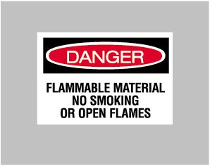 Danger pencil and in. Chemical clipart flammable