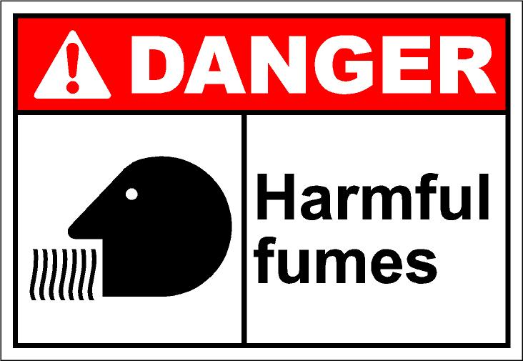 Danger harmful pencil and. Chemical clipart flammable