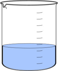 Chemical clipart glass. Chemistry beaker flask clip