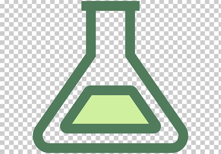 Chemical clipart icon. Laboratory flasks chemistry computer